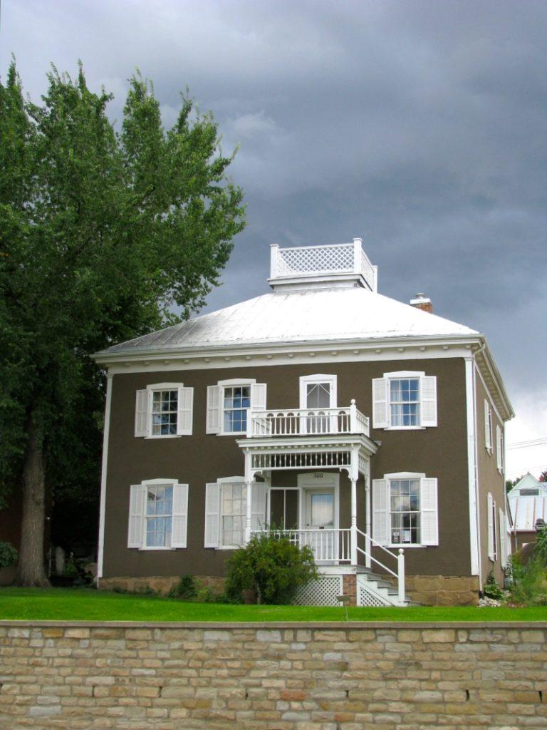 Baca House