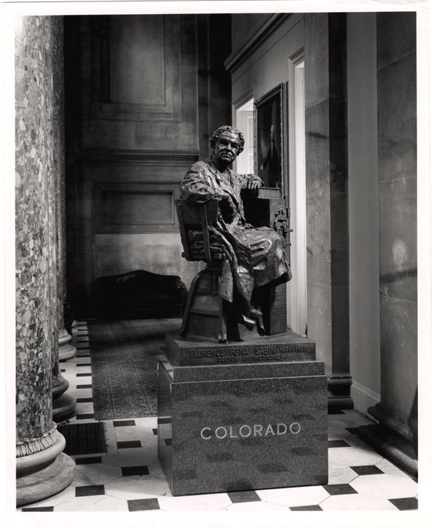 Sabin-statue