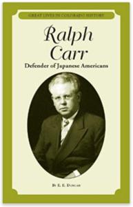 Ralph Carr bio by E. E. Duncan